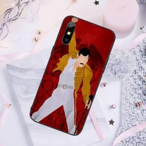 Image 5 - Custodia per telefono Queen band per Xiaomi Mi Redmi Note 7 8 9 pro 8T 9T 9S 9A 10 Lite pro