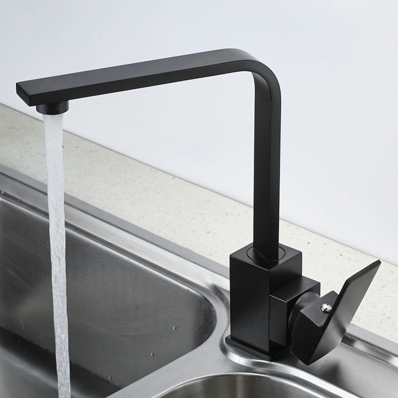 360 graus torneira da pia da cozinha