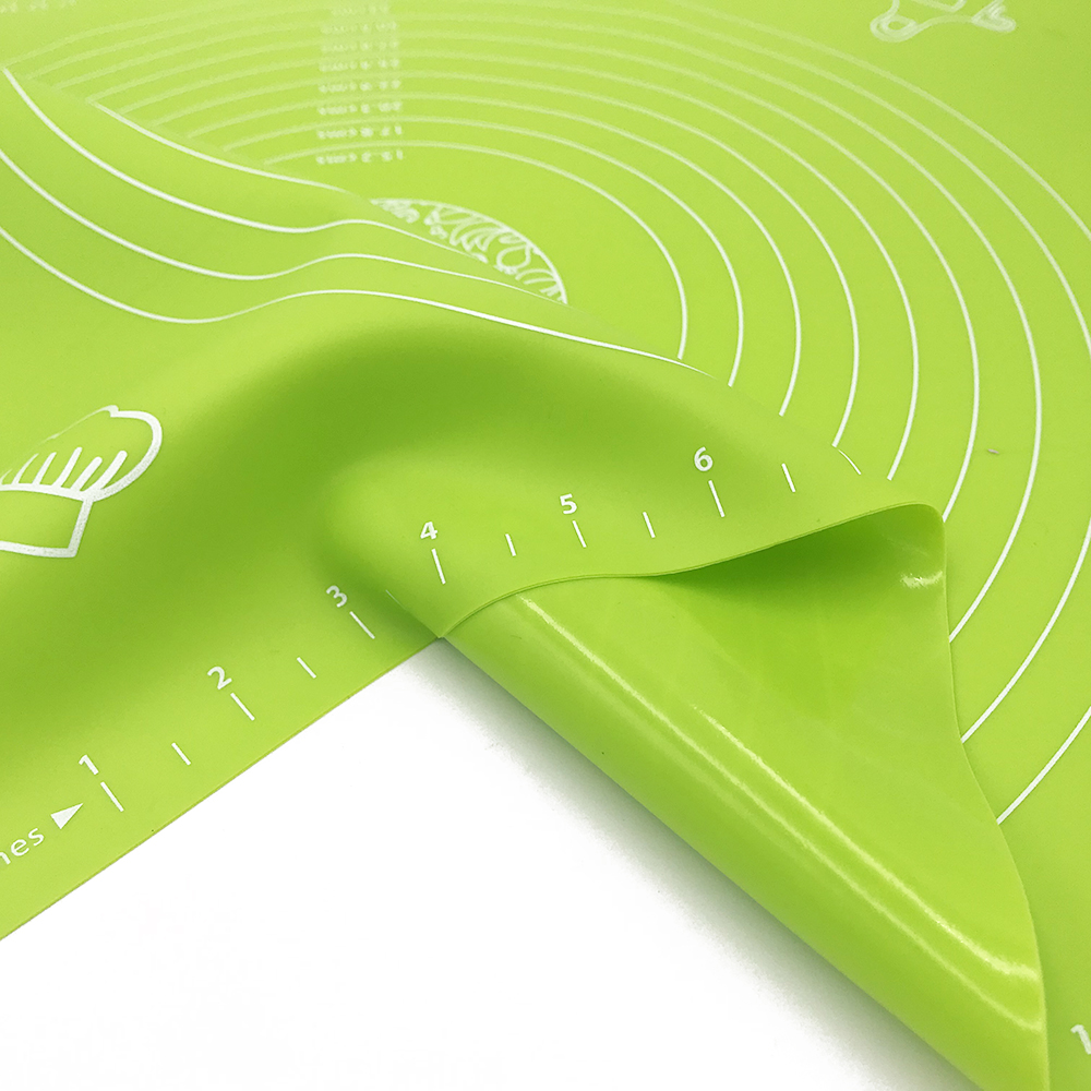 Silicone Baking Mat With Strong Adsorption And Non Slipping For Pudding And Chocolate