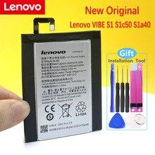 100% Новый оригинальный Lenovo VIBE S1 S1c50 S1a40 s1 a40 в наличии 100% новый BL250 2420 мАч аккумулятор + номер для отслеживания