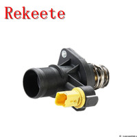 Auto cooling system thermostat housing thermostat cover Thermostat Coolant Water Outlet 9648542680 1338.E4