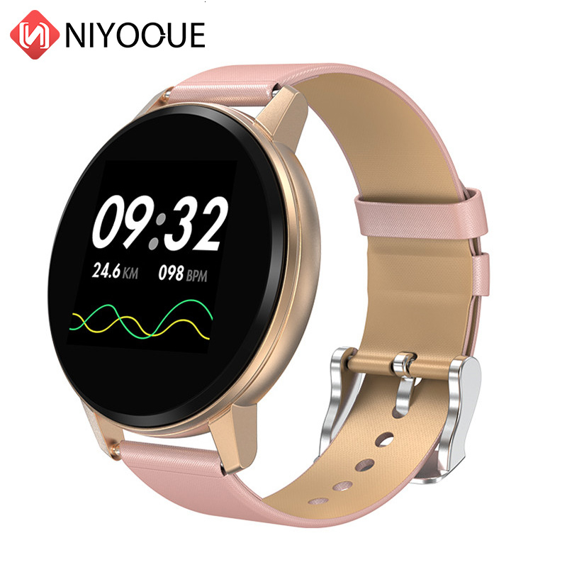 NIYOQUE S01 Bluetooth Smart Watch Band Fashion Blood Pressure Oxygen Heart Rate Monitor Smartwatch For Android iOS Phone|Smart Watches| |  - title=
