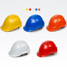 Защитный шлем высокого качества ABS защита для безопасности Рабочая крышка строительные шлемы антистатические анти-шок защитная жесткая шляпа