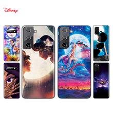 Silicone Cover Aladdin Jasmine Princess For Samsung Galaxy S21 S20 FE Ultra S10 S10E Lite S9 S8 S7 Edge Plus Phone Case