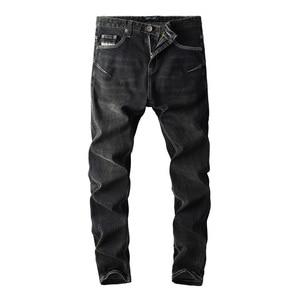 Image 2 - 2019 חדש הגעה אופנה Dsel מותג גברים שטף מודפס ג ינס לגברים מכנסי קזואל מעצב ג ינס גברים! 702 A