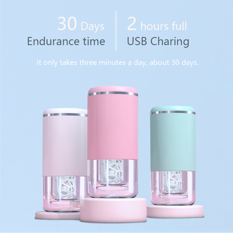 COLOUR_MAX UpaClaire Ultrasonic Contact Lens Cleaner Intelligent Cleaning Machine for Soft and Rigid (RGP) Contact Lenses