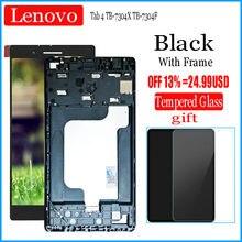ЖК-дисплей и дигитайзер сенсорного экрана в сборе, для Lenovo IdeaTab 4 ТБ-7304X 4 ТБ-7304F TB 7304X TB 7304F, 7 дюймов