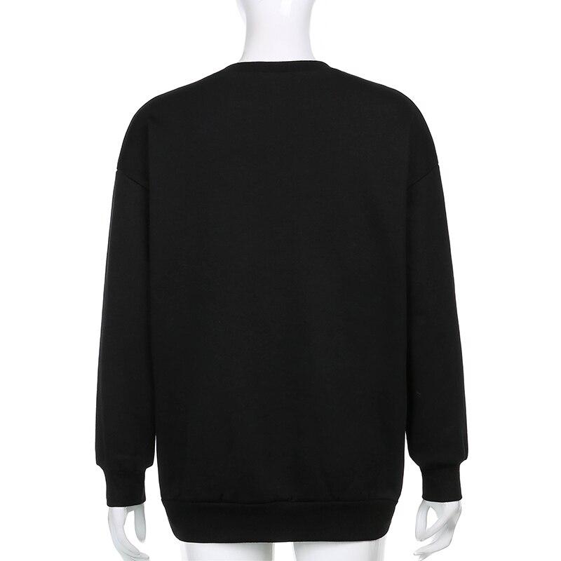 Embroidery Sweatshirt  (5)