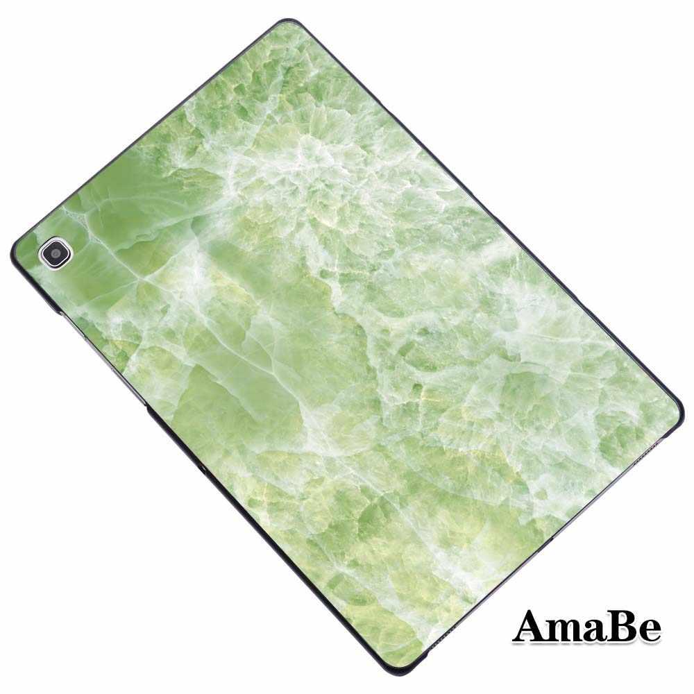 Hard Shell Tablet Case untuk Samsung Galaxy S5e T720 T725 10.5 Inch-Marmer Case Menutupi Tablet Aksesoris