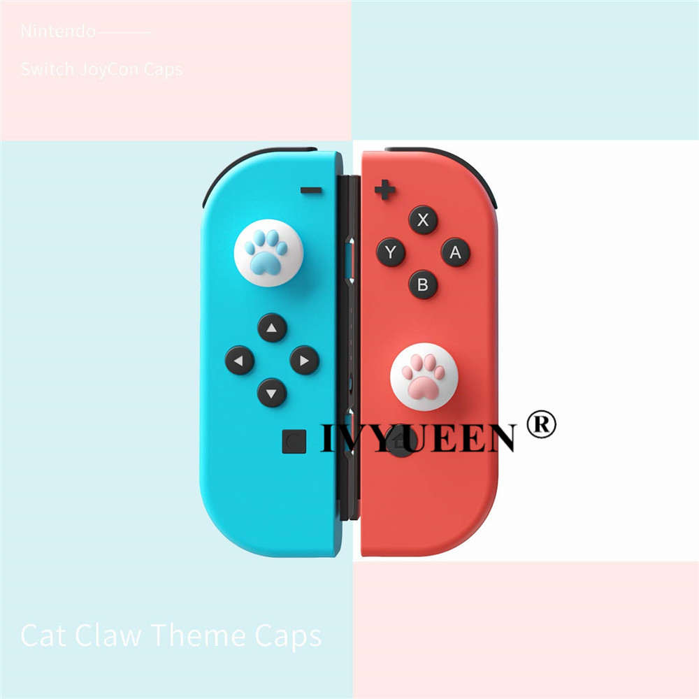 for Nintend switch lite joycon joy con analog thumb stick grip caps 03