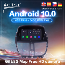 Android 10 PX6 For Peugeot 207 1 2006   2015 DSP Car GPS Navigation Auto Radio Stereo DVD Multimedia Video Player HeadUnit 2Din
