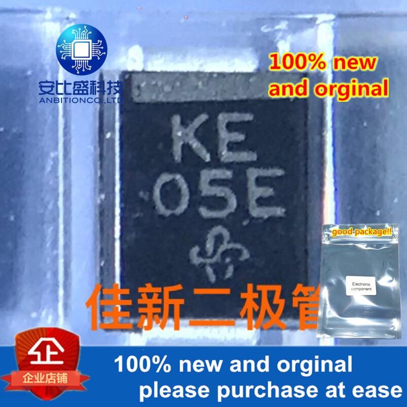 50pcs 100% New And Orginal SMBJ5.0A-E3/52 Protective Diode DO214AA Screen Printing KE In Stock