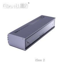 Qianli iSee naprawa ekranów LCD lampa kurz linii papilarnych Scratch Detection światło smar lampa wyszukiwania naprawa telefonu remont