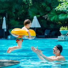 Pool Accessories New Baby Swim Ring Infant Swimming Vest Float Kids Children For Swim Inflatable Trainer