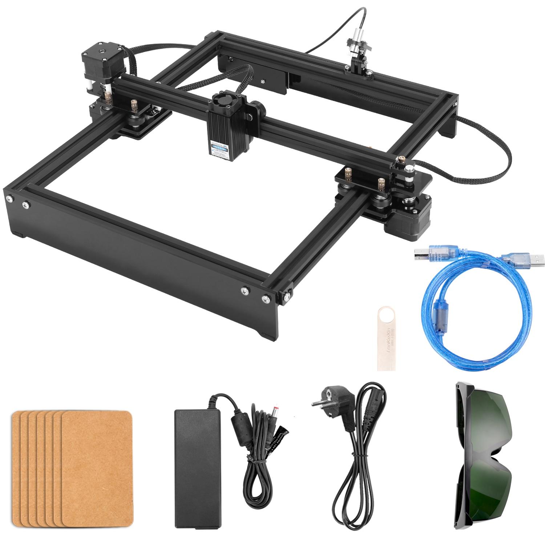 CNC Laser graveur Machines Laser CNC routeur bureau graveur bricolage Laser Cutter CNC sculpture Machine Mini gravure