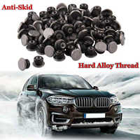 Spikes for Tires Winter Tire Spikes Car Tire Studs Snow Chians Ice Stud Carbide studs for Auto Car SUV ATV Motorcycle Truck