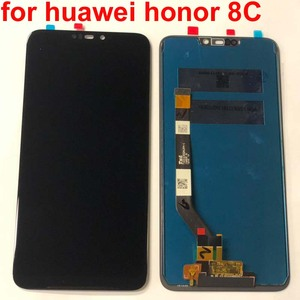 Image 3 - 6.26 New LCD Screen For Huawei Honor 8C LCD Display Touch Screen Digitizer Assembly For Honor Paly 8C BKK AL10 LCD Replacement