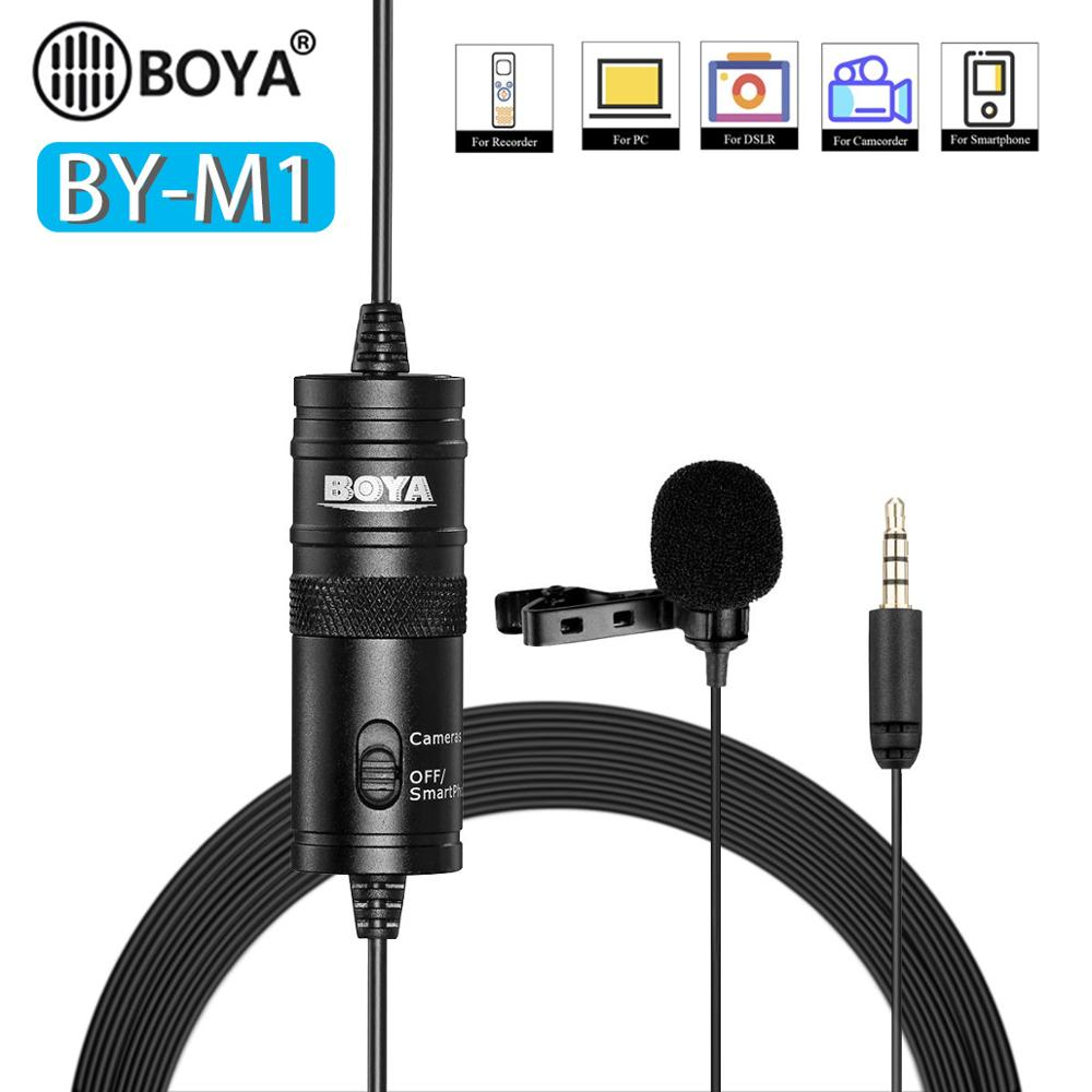 Lavalier Condenser Mic Vidpro For Canon DSLR~Cameras that have a 3.5mm mic-in