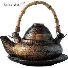 Керамический суповой чайник antowall в китайском стиле для морепродуктов