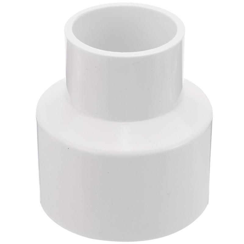 1Pcs PVC Woodworking Reducer Adaptor For Vacuum Cleaner For Cyclone Dust Collector Woodworking