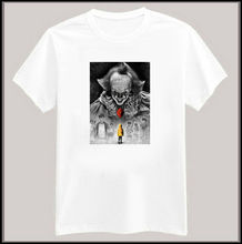 HOT IT 2 Pennywise Chapter Two Horror 2019 Movie Poster T-shirt S-3XL New Fashion For Men Short Sleeve top tee