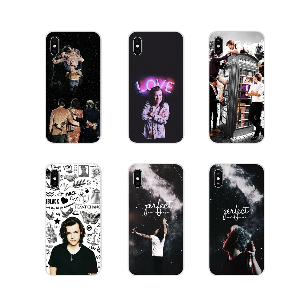 <font><b>Harry</b></font> <font><b>Style</b></font> 1d Accessories <font><b>Phone</b></font> <font><b>Cases</b></font> Covers For <font><b>Samsung</b></font> Galaxy S3 S4 <font><b>S5</b></font> Mini S6 S7 Edge S8 S9 S10 Lite Plus Note 4 5 8 9 image
