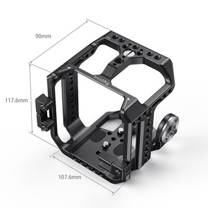 Image 4 - Smallrig Camera Kooi Voor Z Cam E2 S6/F6/F8 Dslr Kooi Met Nato Rail/Geïntegreerde Arri Rozet/Hdmi & USB C Kabel Klem Kooi Kit 2423