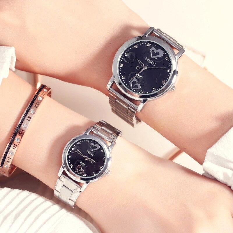 Brand Quartz Watch Women Men Lover Ceramic Watches 2019 Famous Luxury Brand Quartz-watch Fashion Waterproof Dress Wrist Watches