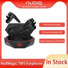 Original ZTE Nubia RedMagic TWS หูฟังสำหรับ Nubia 5S 5G ไร้สายบลูทูธ E กีฬา Universal หูฟังสำหรับ Realme 7 Pro