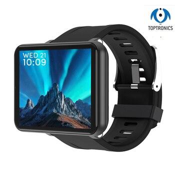 2020 New Sport Smart Watch Android Phone GPS 4G Smartwatch 3GB 32GB 2700Mah Big Battery 500W Camera WiFi SIM Gift Watch Movie