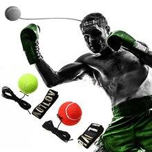 Boxing Speed Ball Sanda Improve Reaction Training Hand-eye Coordination Reaction Ball Fitness Equipment Accessories