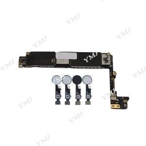 Image 4 - Voor Iphone 7 Plus Moederbord 32Gb/128Gb/256Gb, originele Ontgrendeld Voor Iphone 7 P Logic Board Met/Zonder Touch Id Gratis Icloud