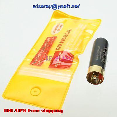 DHL/EMS 50 Pcs Antenna SRH805S Dual Band 144/430/1200MHZ SMA Female For TK3107 Walkie Talkie Antenna  Aerial  -A1