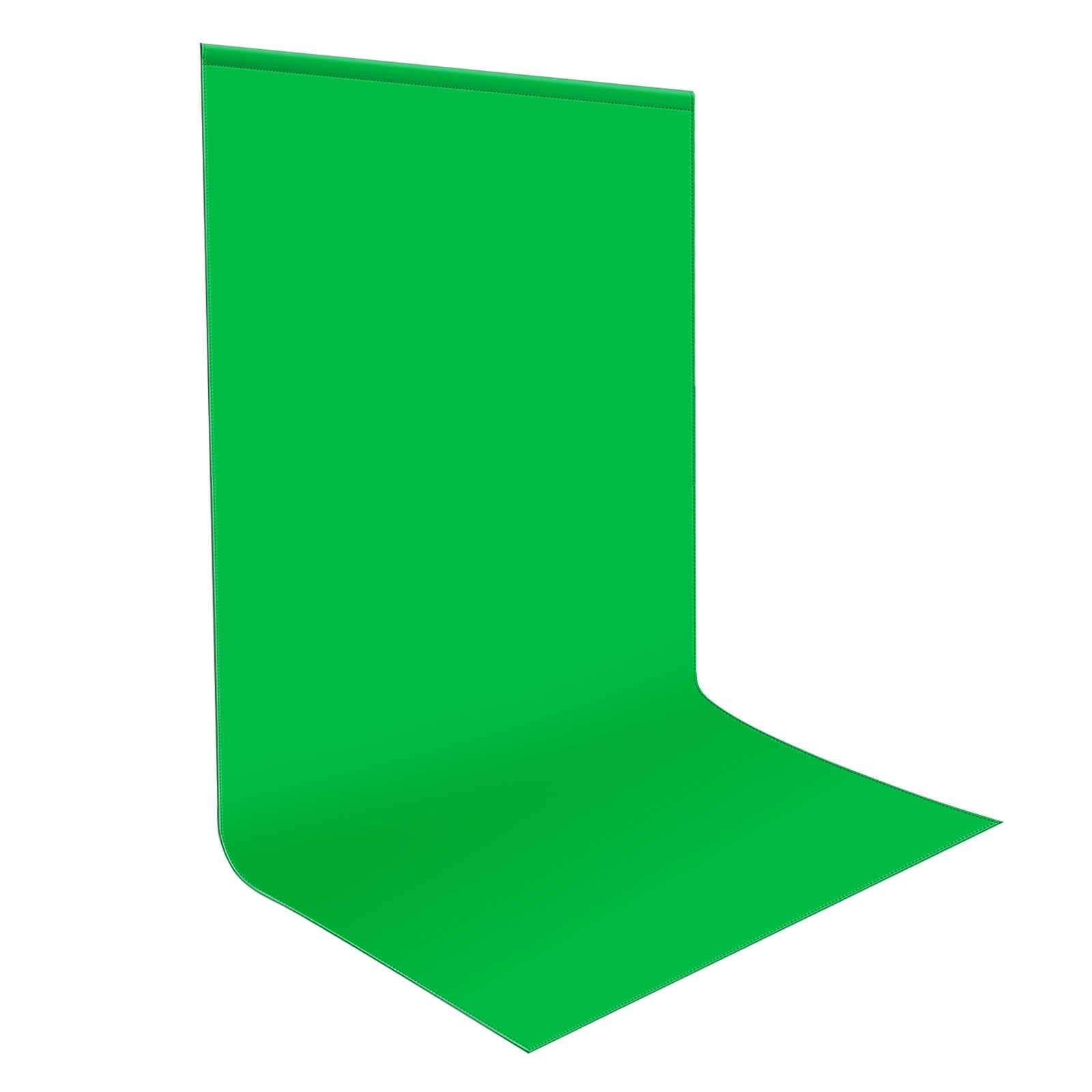 Solid Green Cotton Screen Chroma key Background Backdrop Studio Photo lighting