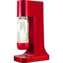 Умная автоматическая бутылка с сифоном кухонные приборы Коммерческая Сода пузырчатая вода производитель СЕМЬЯ DIY Питьевая машина с 2шт 1Л бутылка