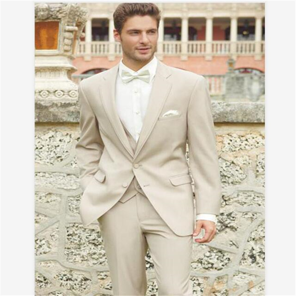 New Men's Suit Smolking Noivo Terno Slim Fit Easculino Evening Suits For Men Tailcoat Groom Tuxedos Groomsmen Best Man