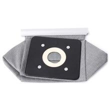 1 PC Non Woven Cloth Vacuum Cleaner Bag Reusable Dust Bags Replacement 11x10cm