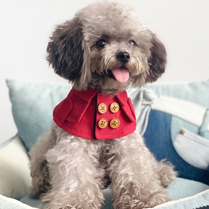 Luxury Dog Accessories For Small Dog font b Pet b font Collar Neck Grooming Scarf Bow