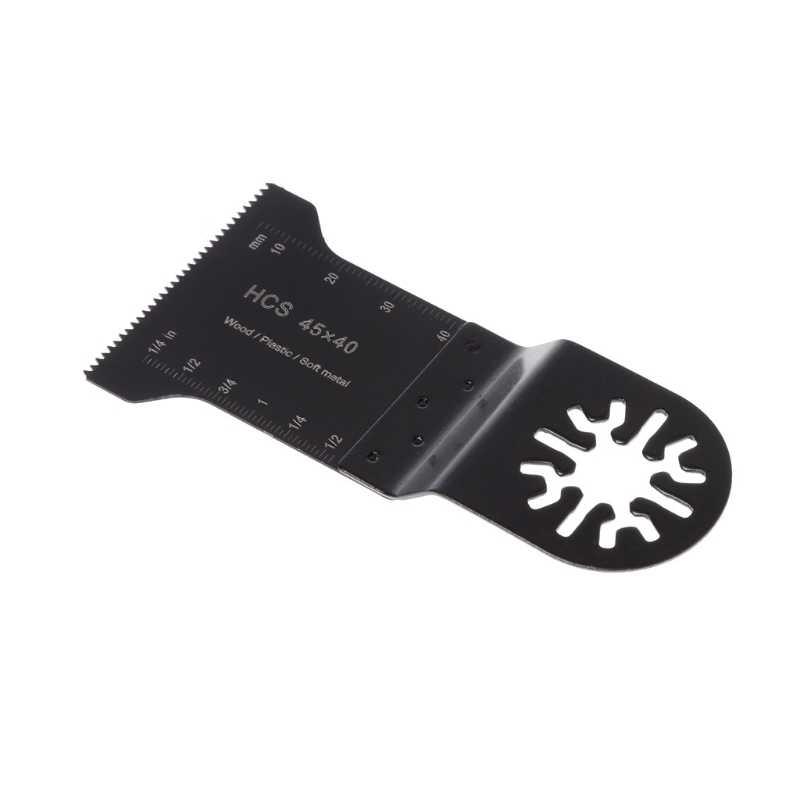 1 Pcs 45mm Oscillating MultiTool SAW ใบมีดสำหรับ Fein Multimaster Dremel Makita