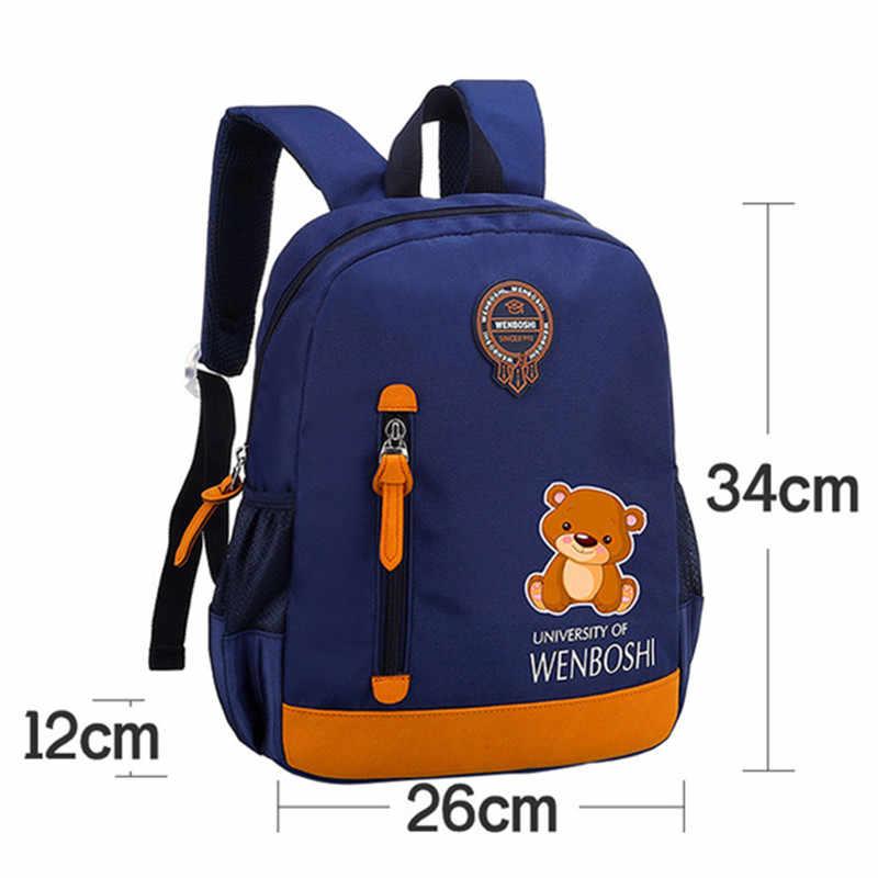 Plecak dla dzieci Cartoon śliczne torby dla chłopców przedszkole dla dzieci dla dzieci dziewczyny torby szkolne plecaki szkolne dla niemowląt