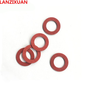 F4-03000024 Parsun Transmission Oil Seals 90430-08020-0 For Yamaha Outboard Motor Gear Box 5PCS