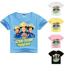 Новинка лета 2020 Детская Повседневная футболка топ с коротким