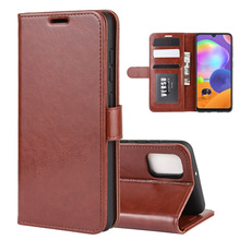 PU Wallet Leather-Stand Samsung-X-Cover R64 for Pro/A21s/A31/.. 30pcs/Lot