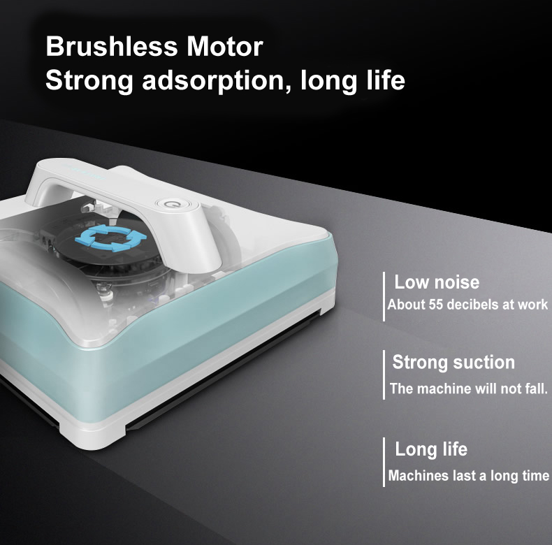 Mobile App Control Robot Window Cleaner for Automatic and Quick Window Glass Cleaning 11