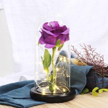 Achat Rose Eternelle violette