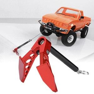 RC Складная лебедка якорь земельный декор с якорем инструмент для 1/10 RC Гусеничный автомобиль осевой SCX10 TRAXXAS TRX4 RC4WD D90 D110 TF2 Tamiya CC01