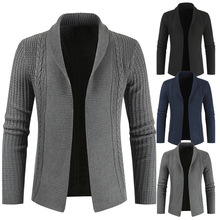 Men's Sweaters Winter Warm Thick Velvet Sweatercoa