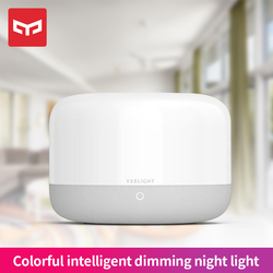 Yeelight 5W LED Bedside Lamp Colorful Intelligent Dimmable Night Light WIFI APP voice Control for Apple Home Kit