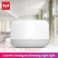 Yeelight Nacht Lampe D2 Smart Tisch Licht Bunte RGBW Dimmen Für Apple Homekit Google Assistent Gerät Voice Control Alexa