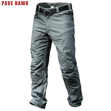 Hiking Pants Cargo pants Men Outdoor camping climbing Mountain Fishing Hunting Trekking Trousers Waterproof Work Tactical Pants